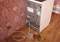 Подключение электроплиты. Ишимбайские электрики.