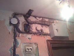 Замена электропроводки в Ишимбае