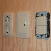 Монтаж, ремонт, замена выключателей Ишимбай